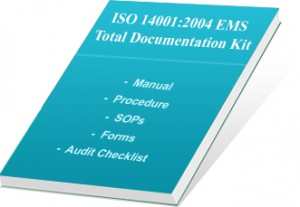 Dokumen ISO 14001